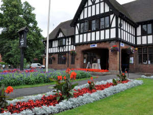 Droitwich Spa Heritage Centre – Visitor Information Centre
