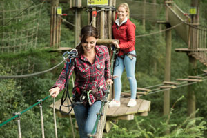 Go Ape! In The Wyre Forest – Hen & Stag Adventure