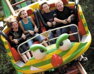 West Midland Safari & Leisure Park – Rides