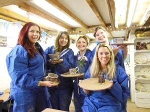 Eastnor Pottery – Groups