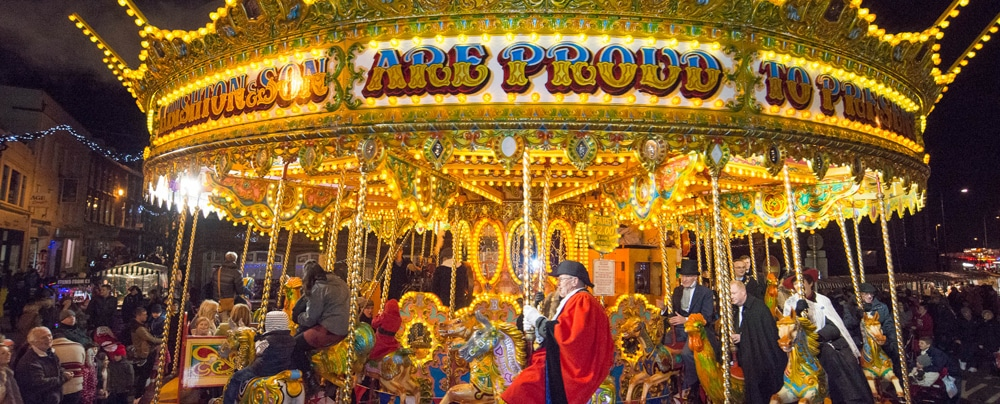 Worcester Victorian Christmas Fayre 30th November – 3rd December 2017