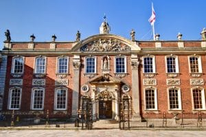 Worcester Guildhall – Architecture