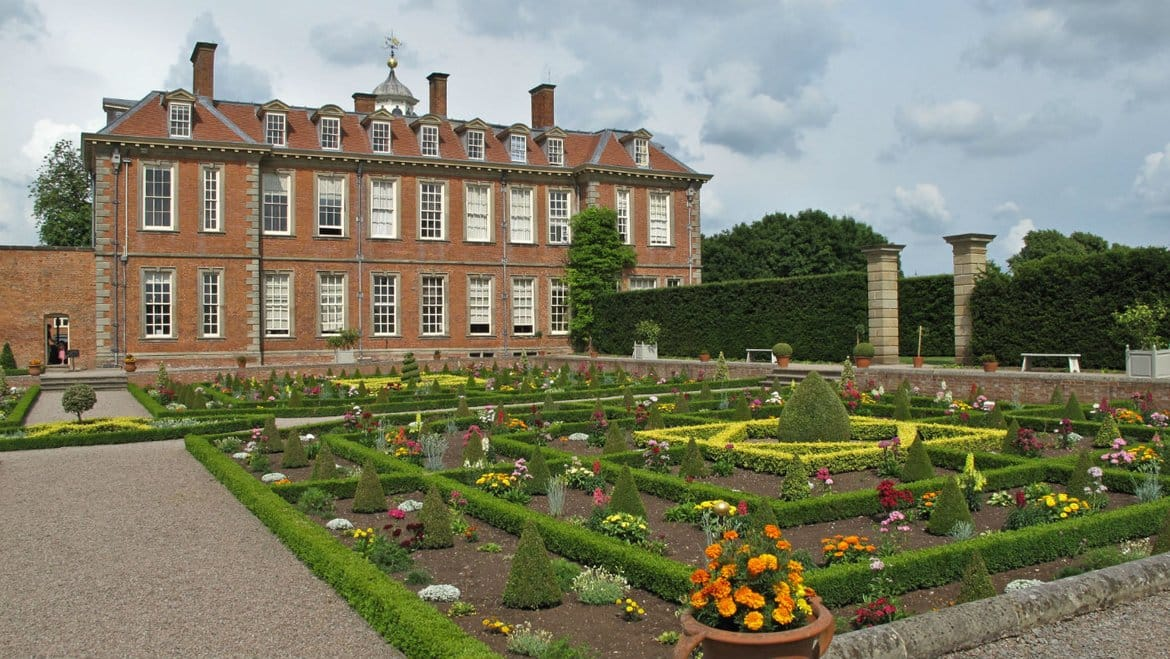 Hanbury Hall South Wing