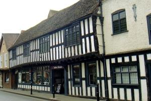 Tudor House Museum – Coffee Room