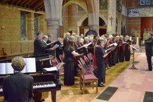 Stars and Stripes with the Elgar Chorale