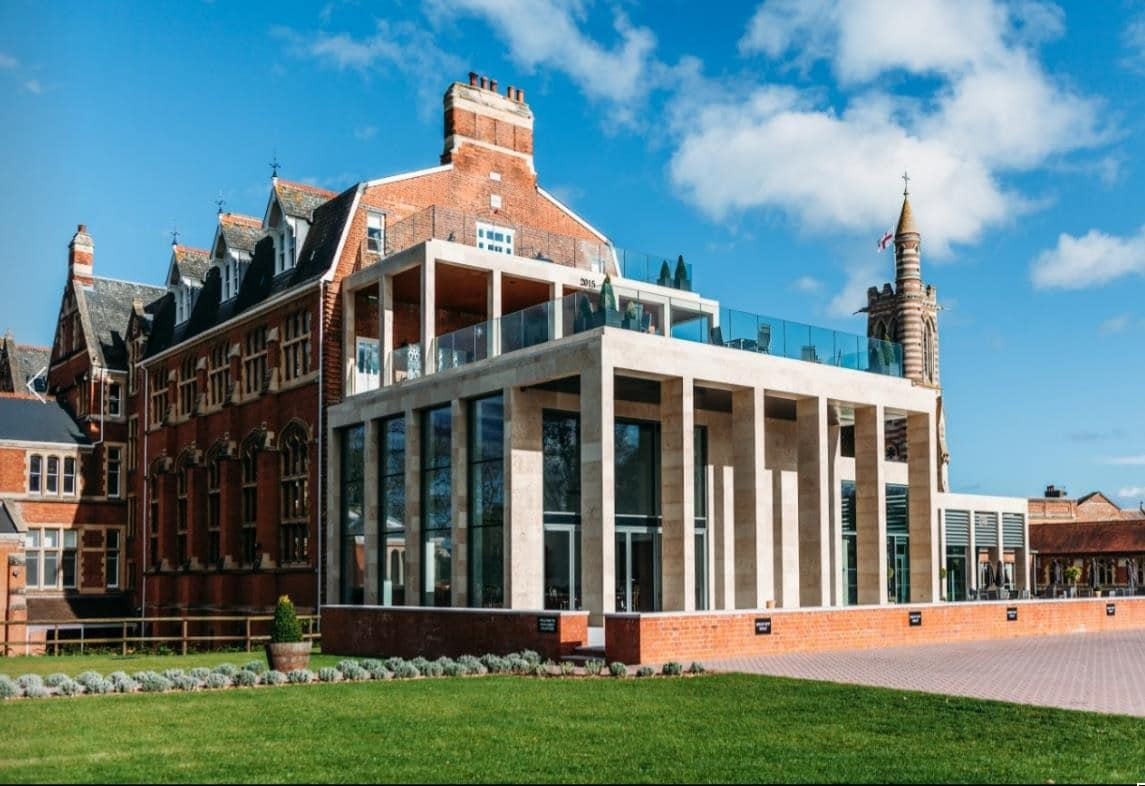Stanbrook Abbey Celebrates 1st Anniversary With Hand