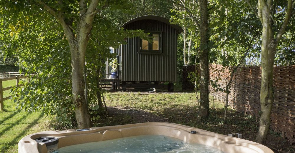 The Hideaway Hot Tub