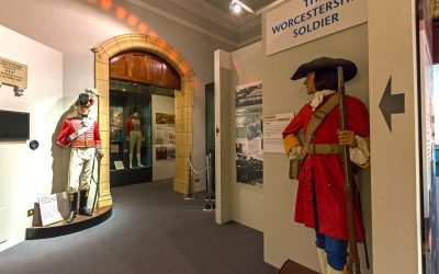 Worcester City Art Gallery & Museum – Worcestershire Soldier Galleries