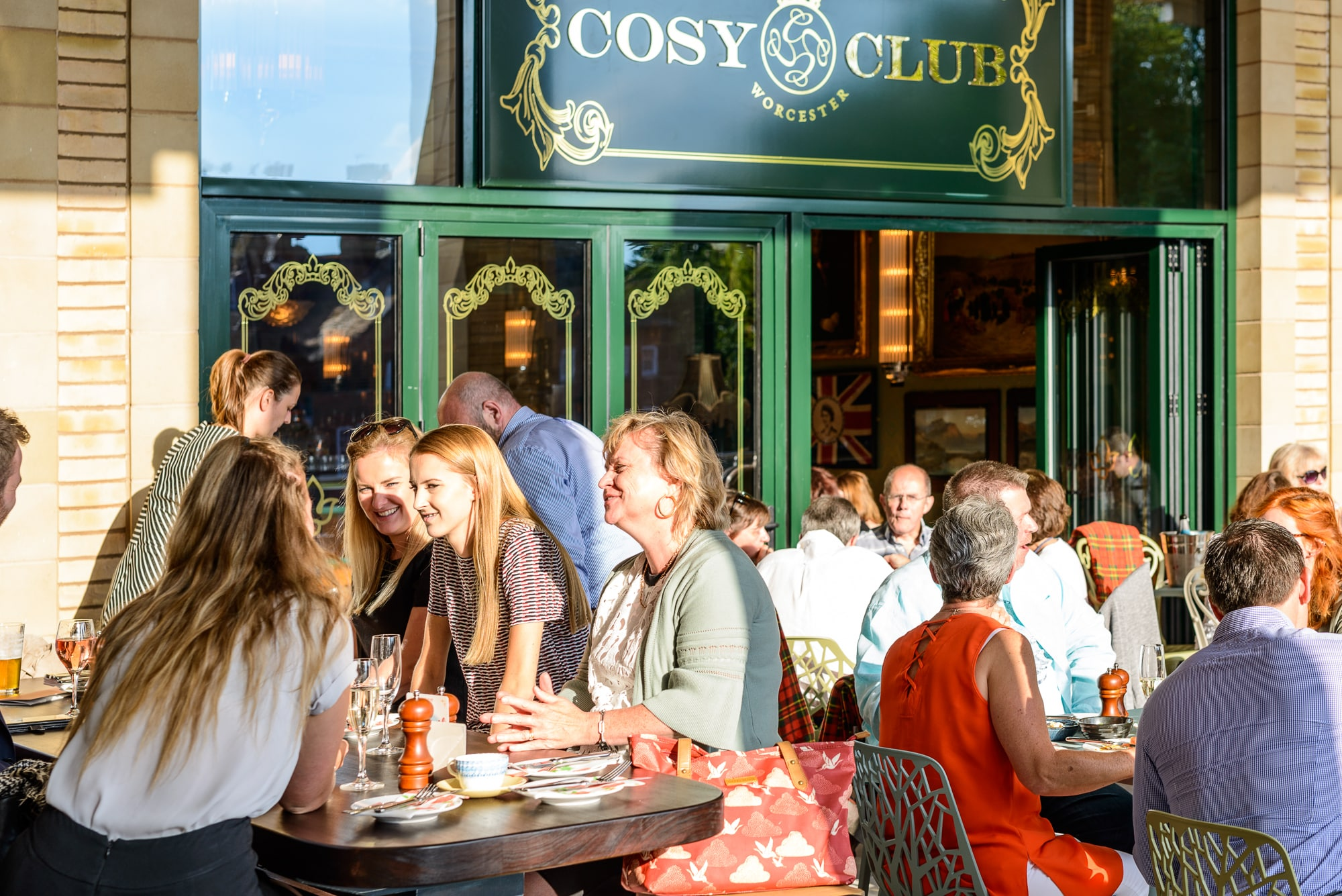 Cosy Club Worcester ( 24th July 2017 )