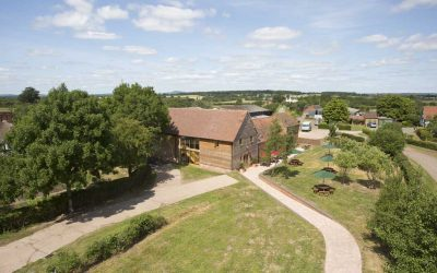 Churchfields Farm – Eating out
