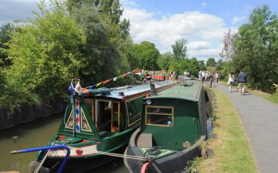 Worcester to Birmingham Canal – Cycling