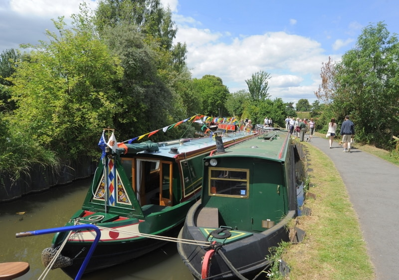 Droitwich Canal 1