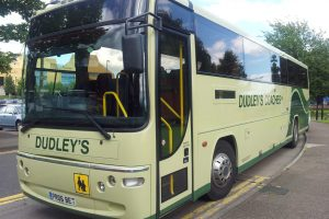 Dudley's Coaches – Group Visits