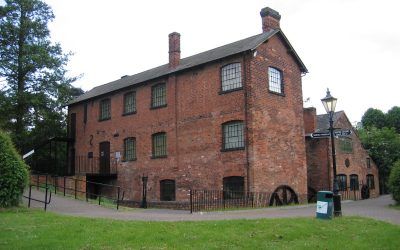 Forge Mill & Bordesley Abbey – Forge Mill Needle Museum
