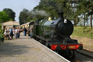 Gloucestershire and Warwickshire Railway – Get Married