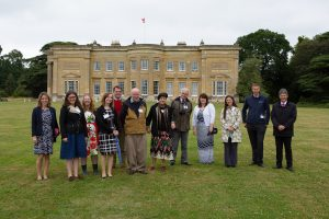 Spetchley Park Gardens – Groups