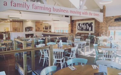 Becketts Farm – Restaurant and Coffee Shop