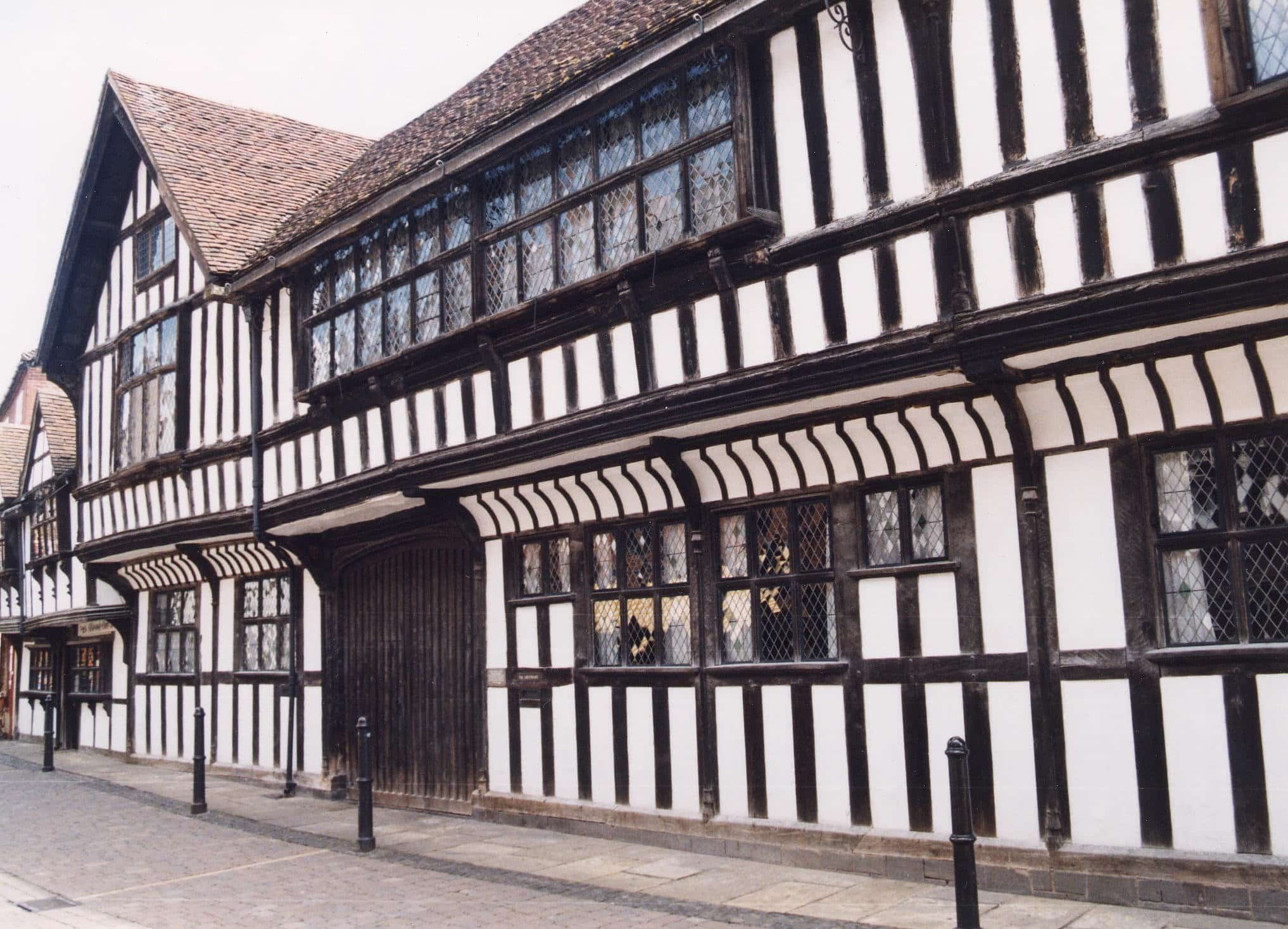 The Greyfriars, Friar Street, Worcester