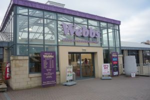 Webbs, Wychbold, Garden Centre – Groups