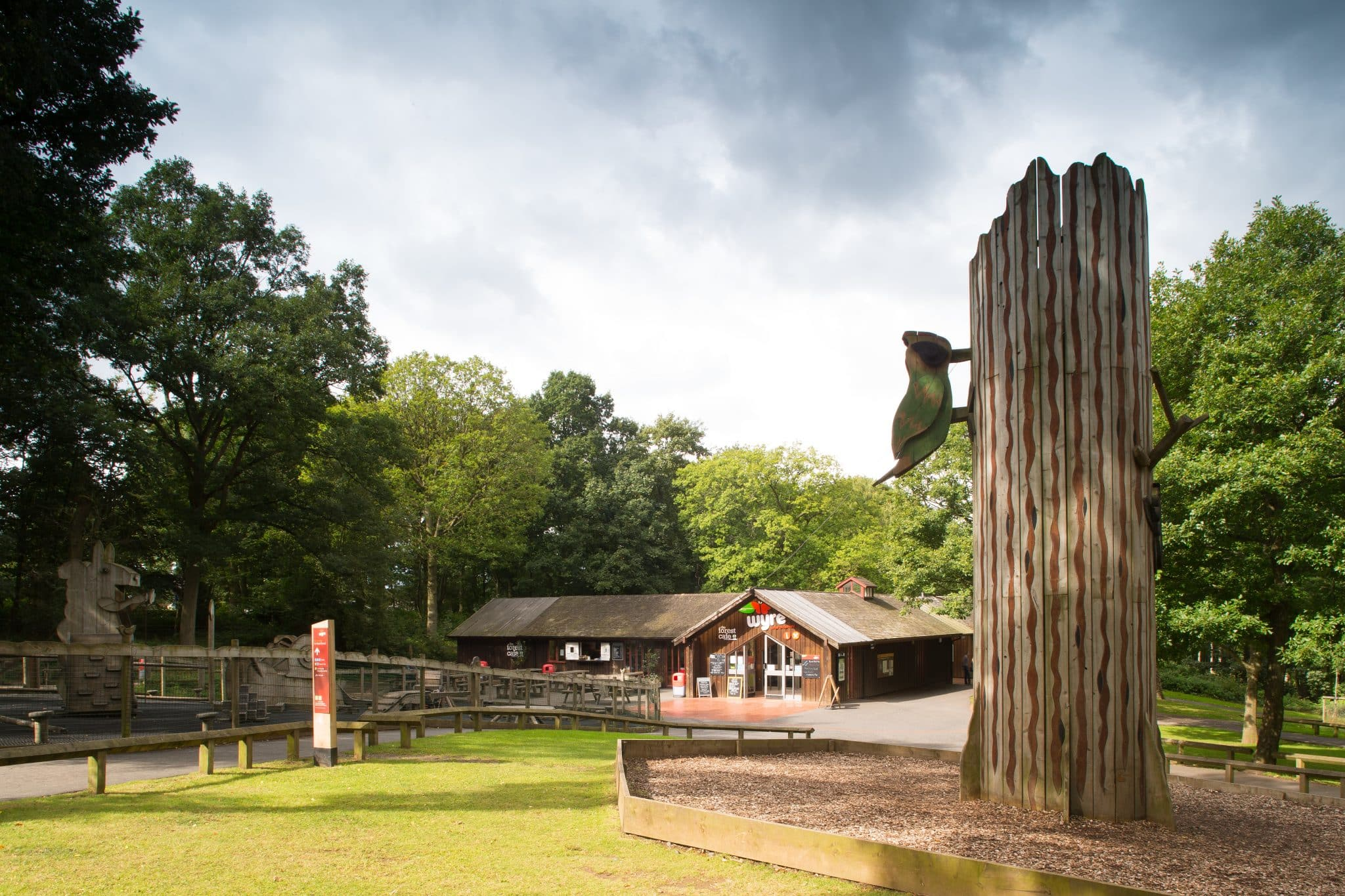 Wyre Forest Discovery Centre