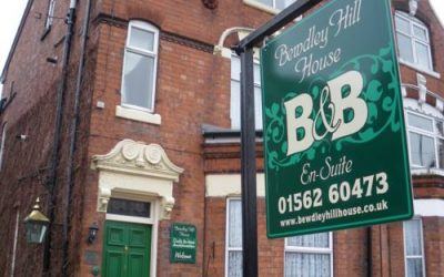 Bewdley Hill House Bed & Breakfast