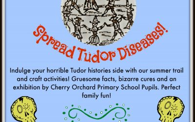 Coughs and Sneezes Spread Tudor Diseases!