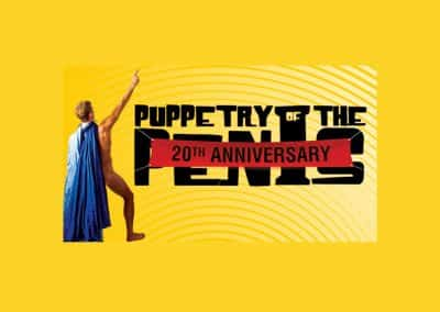 Puppetry Of The Penis – 20th Anniversary: The Greatest Bits Tour