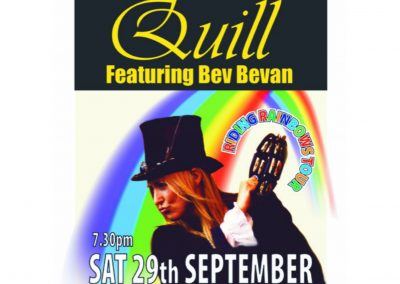Quill featuring Bev Bevan