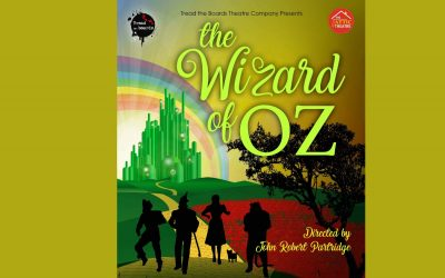 Tread the Boards presents The Wizard Of Oz