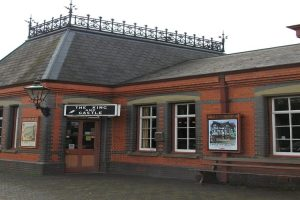 Severn Valley Railway – The King & Castle