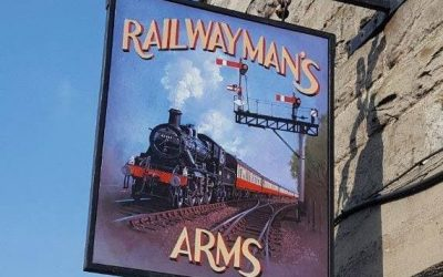 Severn Valley Railway – The Railwayman's Arms
