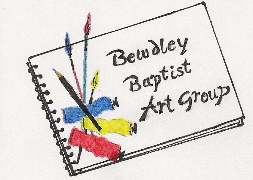 Bewdley Baptist Art Group Logo