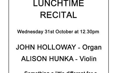 Lunchtime Recital