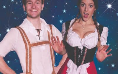 Adult Panto – Hansel & Gretel Go Down in the Woods