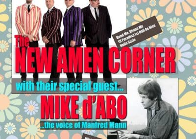 New Amen Corner with Mike D'Abo