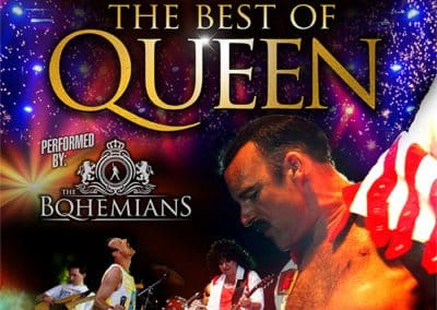 The Best of Queen – Performed by The Bohemians