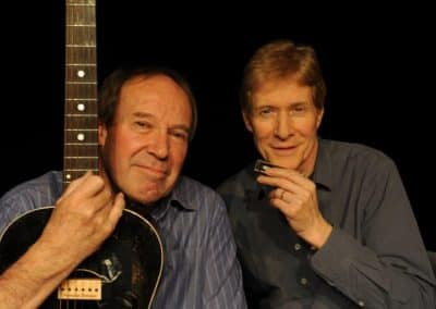 Paul Jones & Dave Kelly