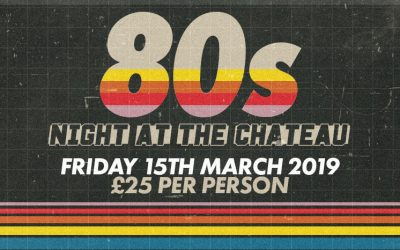 80's Night at the Chateau