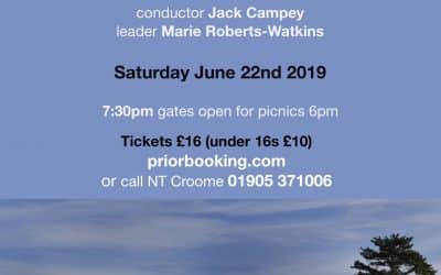 The film Orchestra @ Croome Court