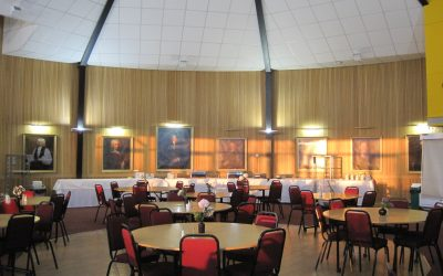 Cafe at Charles Hastings Education Centre
