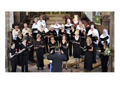 French Connections with the Elgar Chorale