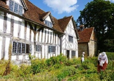 Living History Talk – The Life of Mary Arden