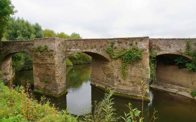 Powick Bridge and the Battle of Worcester