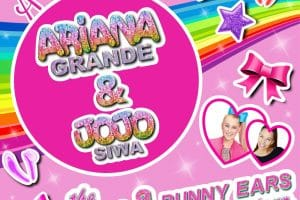 A Tribute to Ariana Grande & Jojo Siwa – The Bows and Bunny Ears Tour