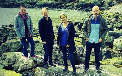 "Flook – ""Iconic, Groundbreaking, Progressive Folk""."