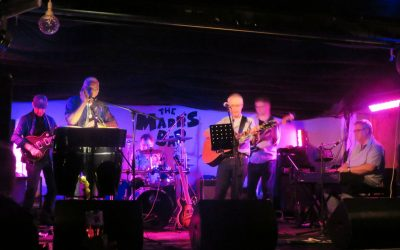 The Fezz, a homage to the music of Steely Dan with support