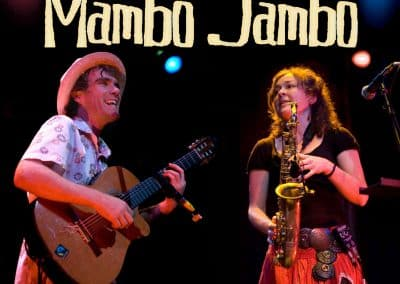 Mambo Jambo in concert – Acoustic Roots Music