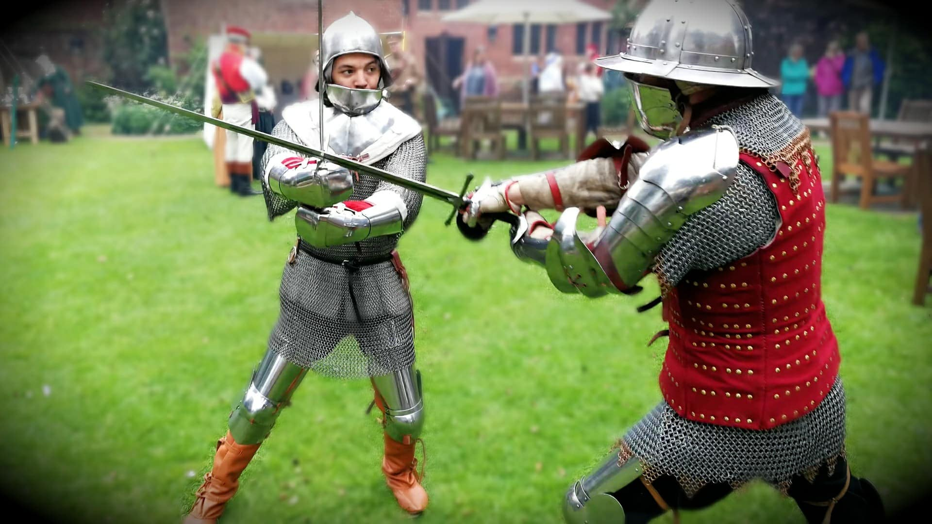 Medieval Swordfight