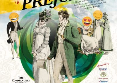 Worcester Repertory Company presents: Pride and (quite a lot of) Prejudice