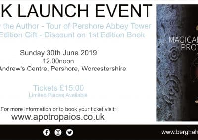 Book Launch Event – Local Author